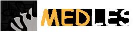 MedLes.si Logo