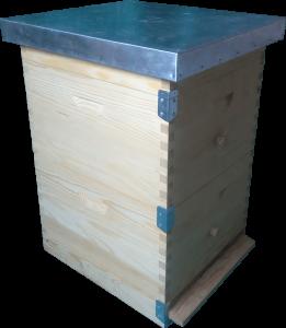Box beehive