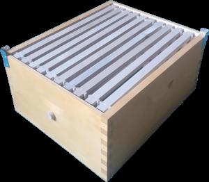 LR beehive box