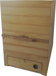 Slovenian AŽ beehive